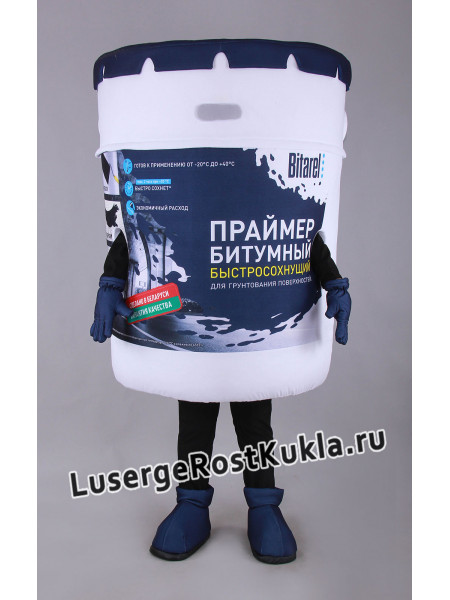 """Ростовая кукла """"Банки"""""""
