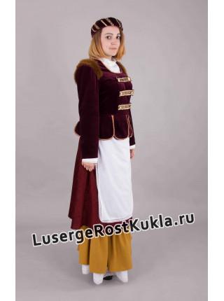 Женский шляхетский костюм