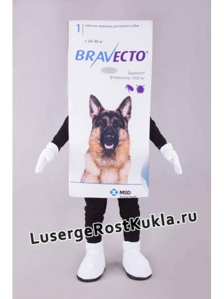 """Ростовая кукла """"Таблетки для собак"""""""