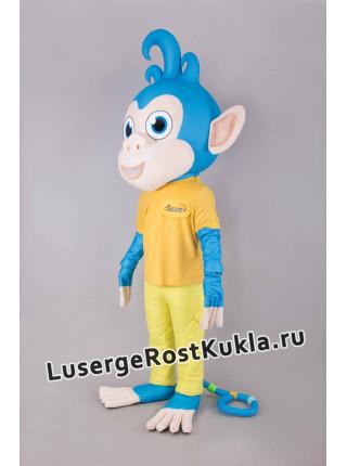 """Ростовая кукла """"Голубая обезьяна"""""""