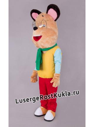 """Ростовая кукла """"Папа Барбоскин"""""""