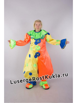 "Костюм ""Клоун Кнопик"""