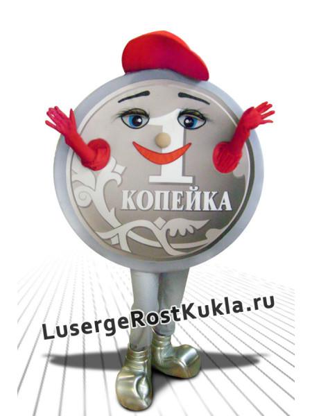 """Ростовая кукла """"Копейка"""""""