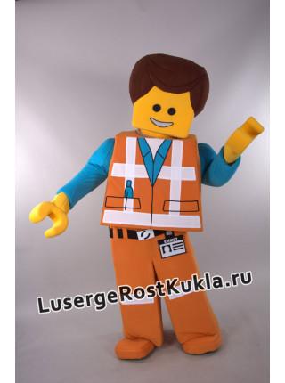"""Ростовая кукла """"Лего Мен"""""""