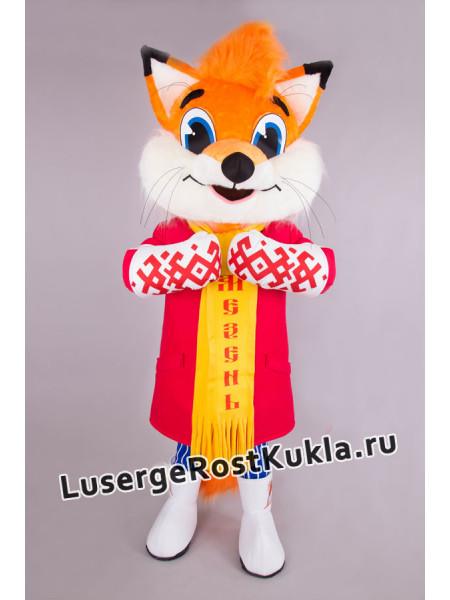 """Ростовая кукла """"Лисенок"""""""