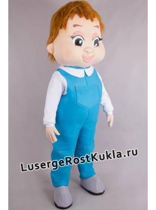 """Ростовая кукла """"Мальчик Агуша"""""""