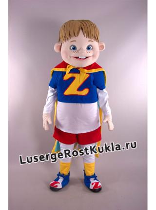 """Ростовая кукла """"Мальчик Зигги"""""""