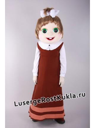"""Ростовая кукла """"Маша Школьница"""""""