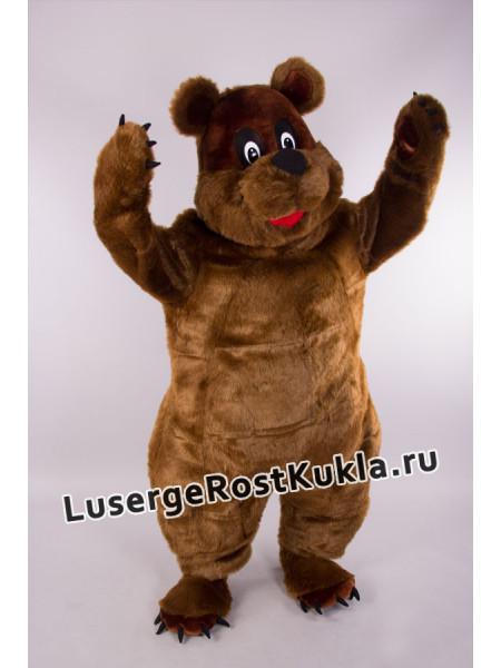 "Ростовая кукла "" Медведь Сластёна"""