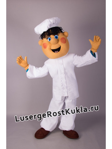 """Ростовая кукла  """" Повар Весельчак """""""