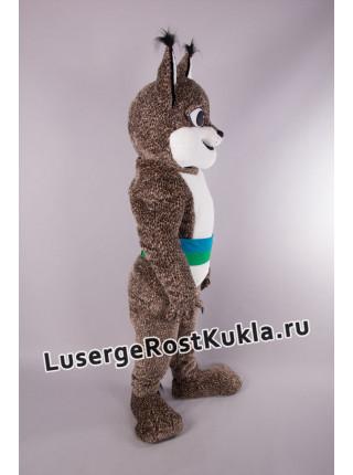 """Ростовая кукла """"Рысь Рыська """""""