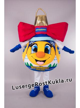 "Ростовая кукла ""Новогодний шар"""
